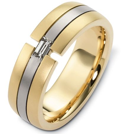Terry Diamond Band Made in Real Diamond and 18 Kt Yellow & white Gold.Customize As Per your Style and Budget.Get Exact Diamond Quality and weight.