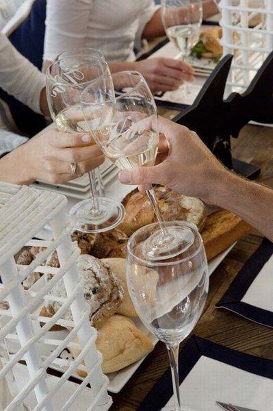 Kieliszek Vin Blanc Verre śr. 8.5x25 cm
