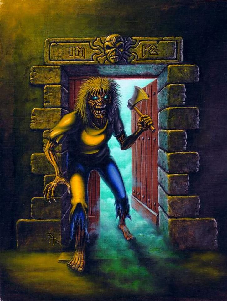1000 Images About Eddie Iron Maiden On Pinterest Iron