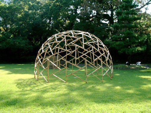 ダヴィンチ・ドーム The Da Vinci Dome Hiroshi Murata Website Way