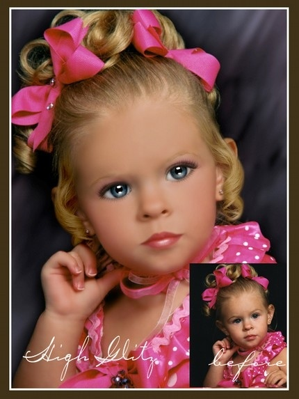 29 Creepy Toddlers in Tiaras