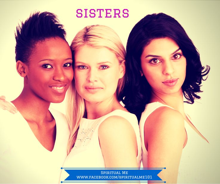 Your friends & sisters are a key part of your #SpiritualMeSquad .. they will help you through all your challenges and laugh or cry with you .. don't under estimate this bond SpiritualMe101.com #SpiritualMeGoals #SpiritualMeSquad  facebook.com/spiritualme101