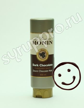 Соус Monin Черный Шоколад - 389 РУБ