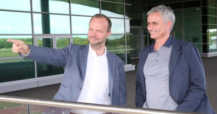 Inside story on Ed Woodward's influence at Man United and the importance of relationship with Jose Mourinho: * Inside story on Ed…