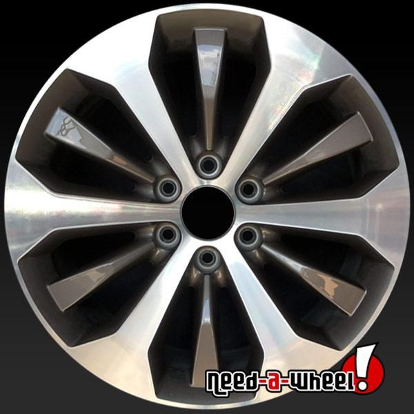 2015 2019 Ford F150 Oem Wheels For Sale 20 Machined Stock Rims