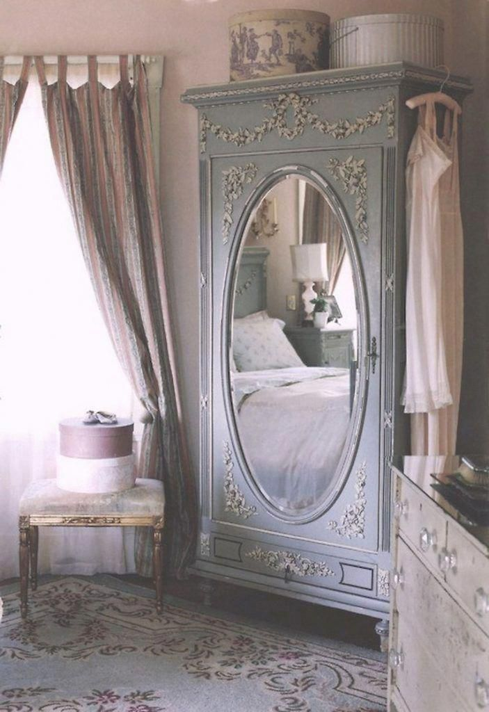 85 Sweet Shabby Chic Bedroom Decor Furniture Inspirations Deco