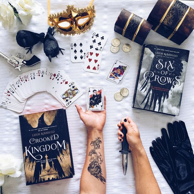 Distiller: Hikari Loftus  5/5 Stars     Crooked Kingdom  by Leigh Bardugo  560 pages  Henry Holt and Co. (BYR) (September 27, 2016)   ...