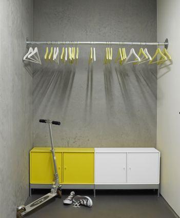 ABC Reoler Quadrant shelving system