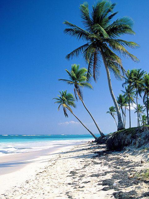 Dominican Republic - beautiful white sand :)