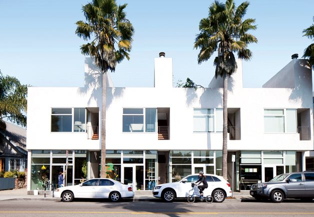 GQ Magazine - Abbot Kinney Boulevard in Venice California, The Coolest Block in America