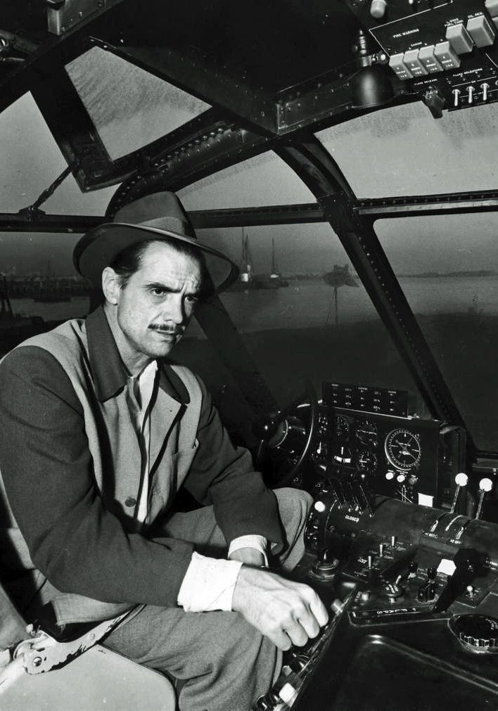 Howard Hughes and His Larger-Than-Life Dream Machine, the Spruce Goose