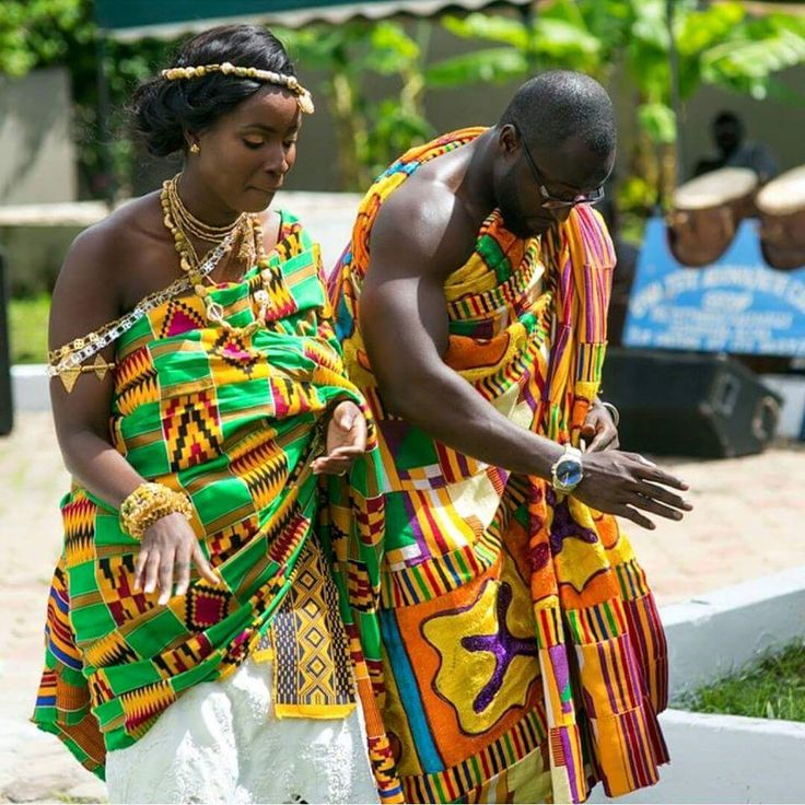 """Ghanaian Traditional Wedding: Jehovahhthickness: """" Wingsndphillies"""