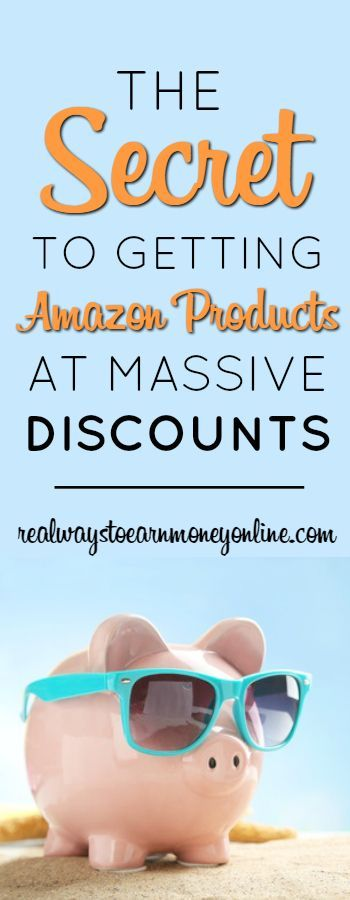The secret to getting Amazon products for next to nothing at massive discounts, or even free!