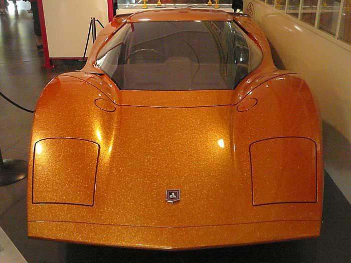 Beautiful National Motor Museum: Holden Hurricane.