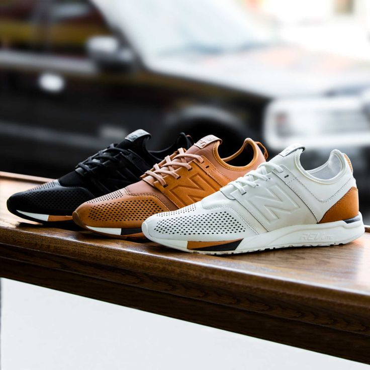 New Balance combines some of its best styles in the 247 Luxe.