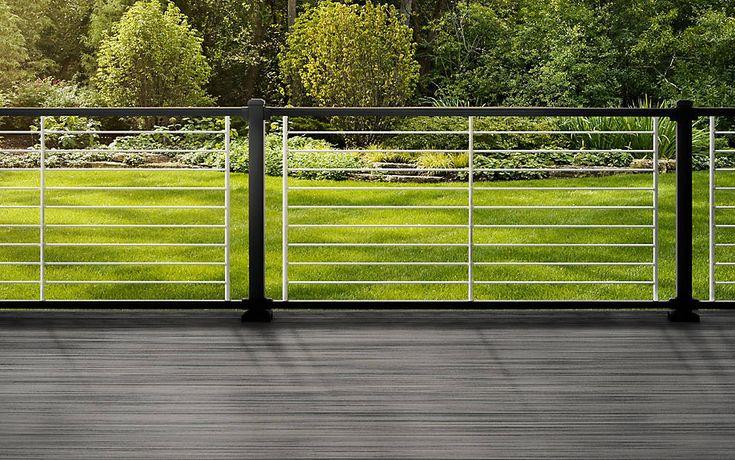 Trex Signature Railing - Great for Outdoor & Deck Hand Railing   Trex