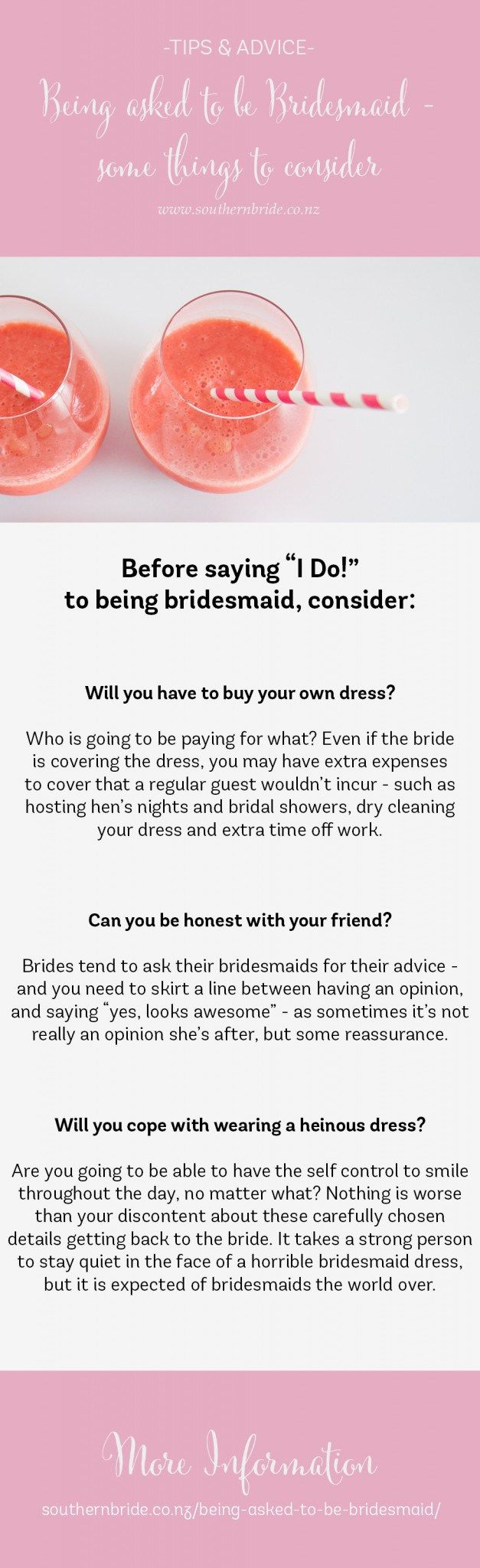 311 best bridesmaids images on pinterest southern bride summer being asked to be bridesmaid things to consider ombrellifo Image collections