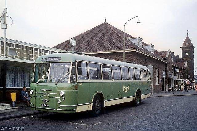 Ltm Bus Stopte In De Jaren 60 Ook In Maastricht