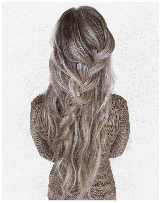Модное окрашивание волос 2017: