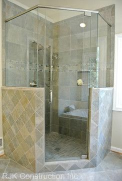 Gazzini Slateworks Design Ideas, Pictures, Remodel And Decor Colors: Storm  On Floor Summer. Shower MakeoverLuxury ...
