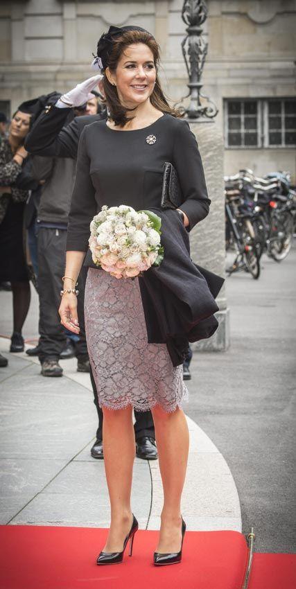'Moda real': Las faldas son para el otoño