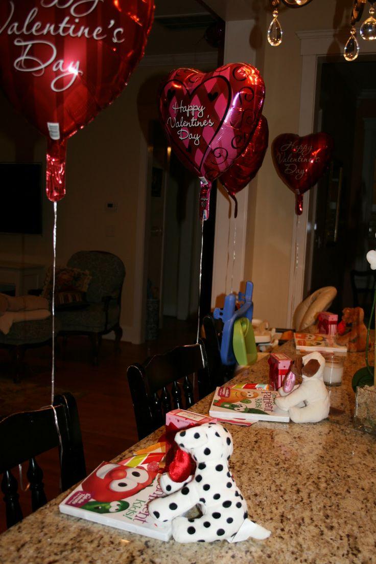 Valentine's morning for kids! ❤