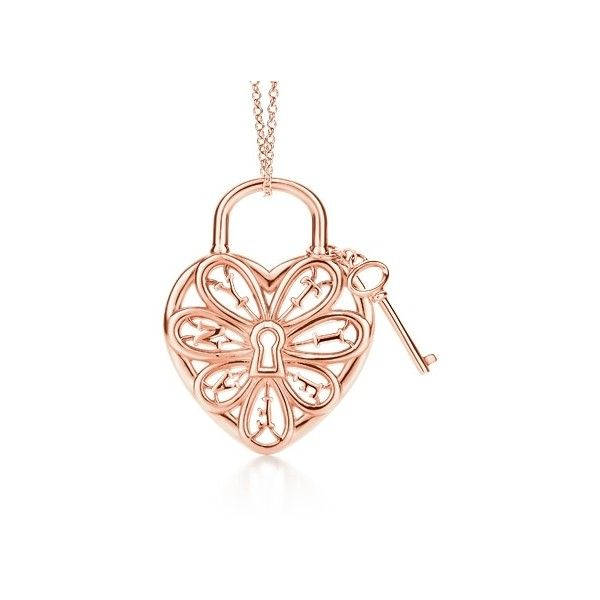 129 best keys 2 my heart images on pinterest jewel jewerly and tiffany filigree heart pendant with key aloadofball Images