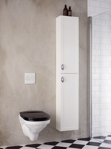 Vägghängd toalett Logic 5693