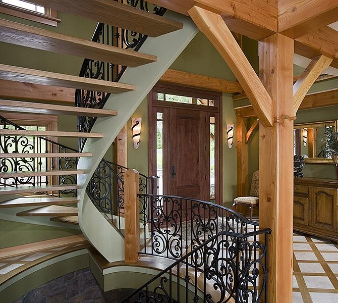 17 Best Images About Inspiring Timber Frame Interiors On