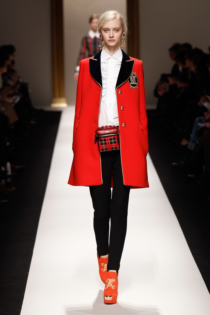 Moschino Fall Winter 2014 15 Women S Collection: Moschino 2013-2014 Fall/winter Fashion Show #moschino