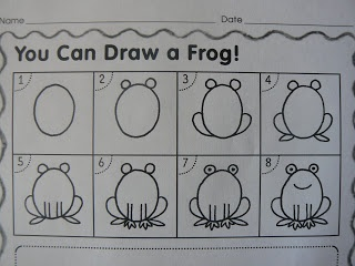 Mrs. T's First Grade Class: The Wide-Mouthed Frog