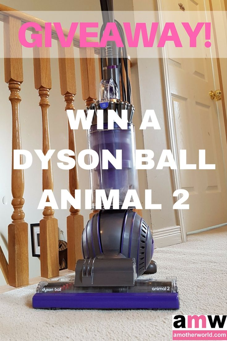 GIVEAWAY WIN A DYSON BALL ANIMAL 2