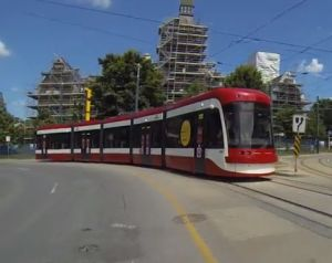Tech Tuesday: Toronto's New Streetcars are really cool.