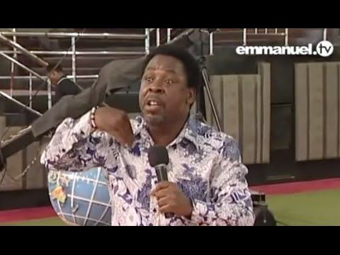 Pastors Conference with TB Joshua in Mexico - YouTube