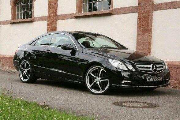 Mercedes E Class Coupe AMG