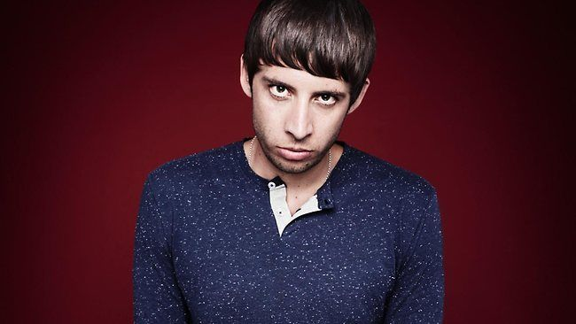 INTERVIEW WITH EXAMPLE AHEAD OF GROOVIN' THE MOO