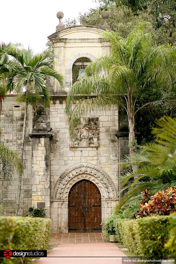 Spanish monastery venue