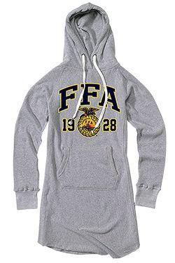 FFA 1928 Logo Sweatshirt Dress