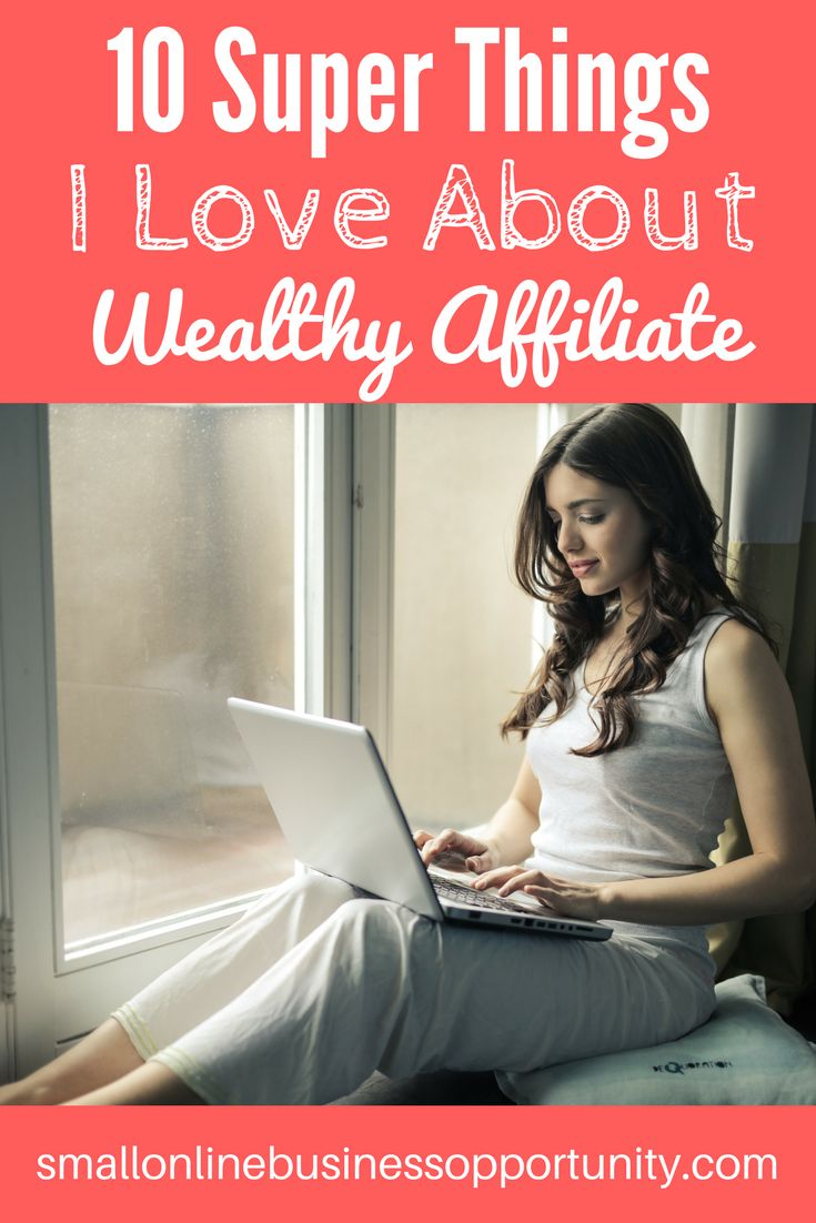 10 Super Things I Love About Wealthy Affiliate  I have had many people ask me how long I plan to be with Wealthy Affiliate & the answer is that I don't have plans to leave any time soon. The Wealthy Affiliate benefits are many to leave!    #onlinemarketingtraining #digitalmarketingtraining #wealthyaffiliate #ilovewa #wa #onlinemarketing #digitalmarketing #affiliatemarketing