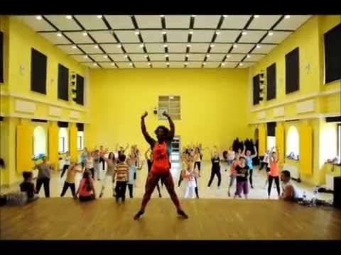 INNA- Cola Song- feat J.Balvin - ZUMBA® Positive Energy- choreography by...