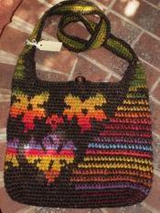 Tapestry Crochet bag patterns, $2.50 each