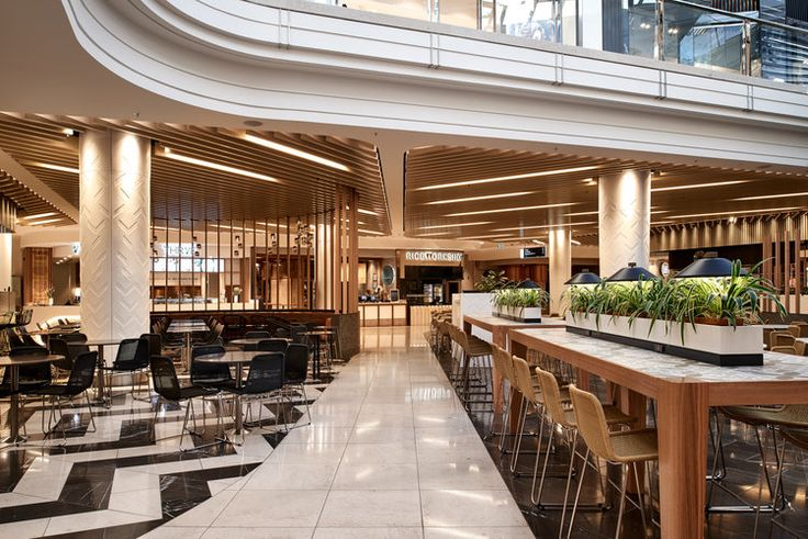 Food Central, Chadstone by MTRDC. Photography by Ryan Linnegar.