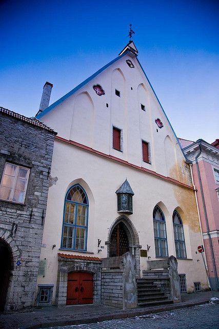 Great Guild House ~ Tallinn, Estonia