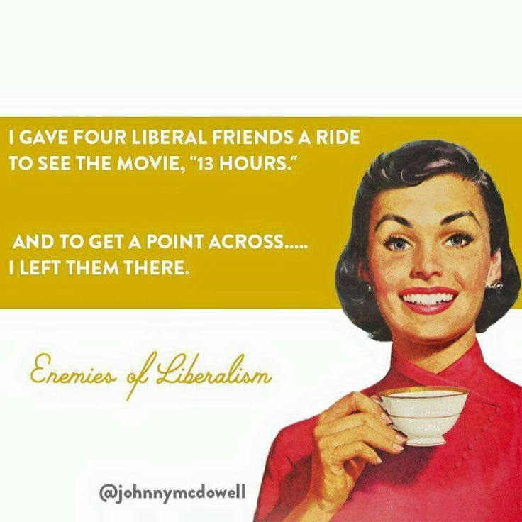 Liberal humor
