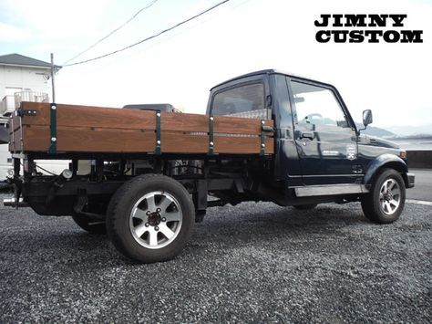 ジムニーカスタム JIMNY CUSTOM | 車検対応ジムニーカスタム ロックバギーカー、ジムニートラック・ジムトラ製作のオリジナルオーダー。3DCADで確実な打ち合わせを実現。他にもアルミ製パンパーや、アルミ製ランクルバンパーも取り扱っておりますので、お気軽にご相談下さい。