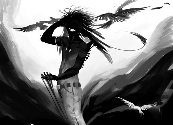 162 Best Images About Monochrome / Manga On Pinterest