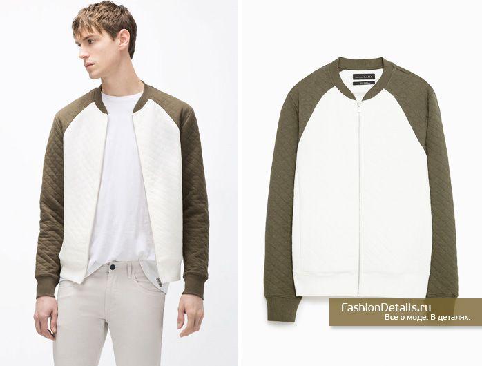 Zara 016, весенняя коллекция, мужской стиль, шопинг, зара, мужская одежда, куртка мужская, бомбер купить