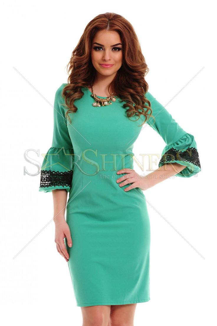 LaDonna Original Vision Green Dress