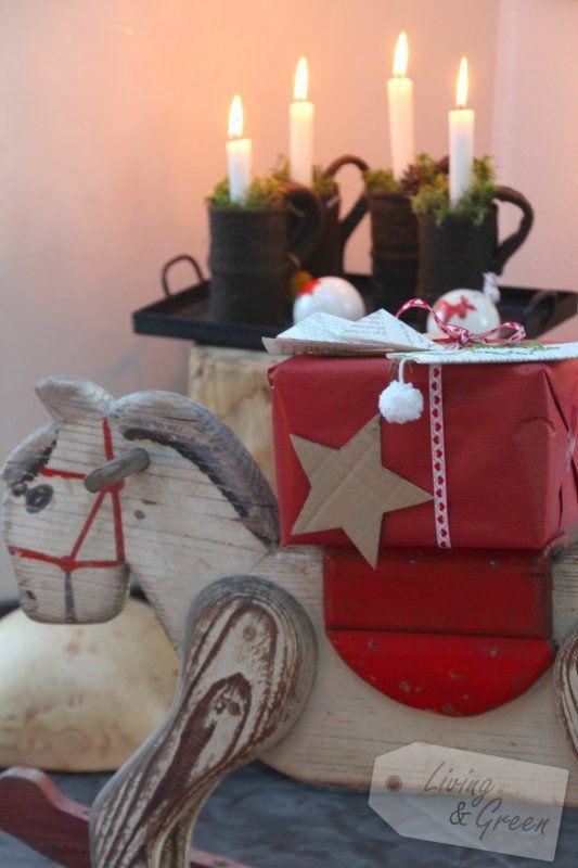 Es weihnachtet *Anhänger DIY* - Deko Weihnachten