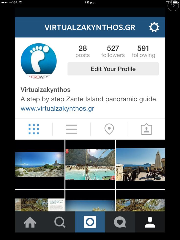 You can find us on instagram.